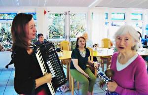 Music in Health Settings