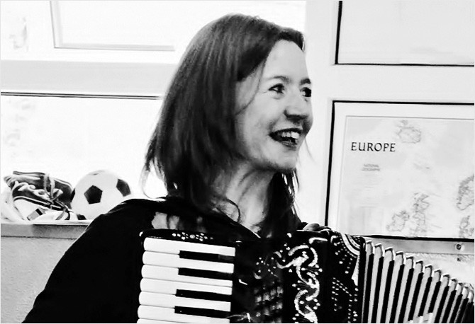 Accordion lessons with Martina Schwarz