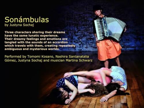 Sonambulous